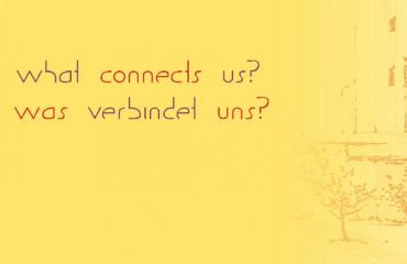 Was verbindet uns?